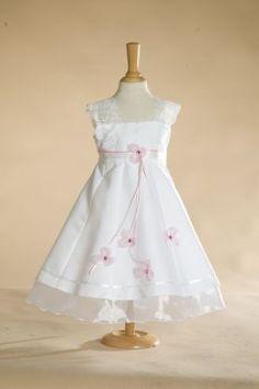 Vêtements de cérémonie pour filles, demoiselles d'honneur : Robe de Demoiselle Eloise