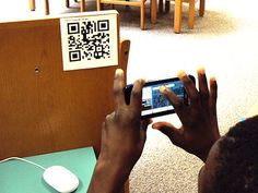 Blogger and PBL specialist Andrew Miller offers an array of creative suggestions for using Quick Response codes in the classroom.