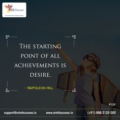The desire to #achieve something in life and setting a goal is a powerful tool that provides directions to #youractions. AK Mishra's Art of Success training sessions encourage participants to never let the #challenges blow out the flame of desires, rather consider those challenges the stepping stones towards the fulfillment of desires.
