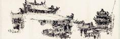 Urban Sketchers: Kiah Kiean