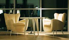 DOM EDIZIONI Lisa small armchair., Luxury furniture #domedizioni #lisaarmchair #elletable #luxuryfurniture