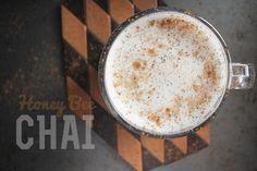 Recipe : Honey Bee Chai (Vanilla + Honey)
