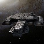 My Top 3 Sci-Fi Starships