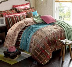 Sanding cotton Duvet  cover quilt Cover Bedding by KELLYBEDDING, $88.00