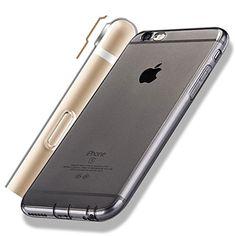 Custodia per Apple iPhone 6 4.7 flessibile FUME' Cover Sottile