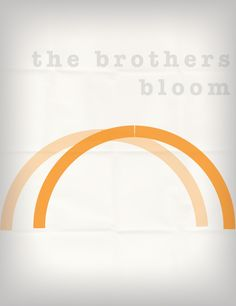 The films of Rian Johnson The Brothers Bloom, Rian Johnson, Cinema Posters, The Brethren, Blade Runner, Minimalist Poster, Raven, Company Logo, Film