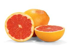 5 Slimming and Nutritious Foods: grapefruit, chili peppers, tomatoes, artichokes, and pears.