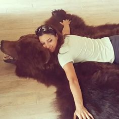 Fur Rug, Bears, Sexy, Animales, Bear