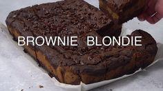 Brondie Brownie Blondie Bar Recipe