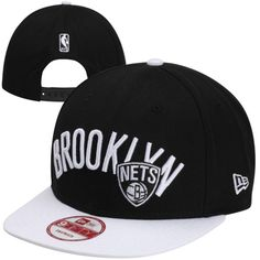 8875e8a017520 Brooklyn Nets Merchandise – New Era 9Fifty Snapback Hat  Nets  BrooklynNets   basketball Brooklyn