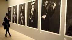 Chanel's Little Black Jacket exhibit at The Saatchi Gallery. Free and fabulous!