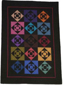 - Amish Square on Square Kit - Fabric - www.yoderdepartmentstore.com -