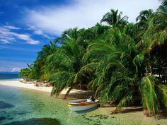 Isla Zapatilla, Bocas del Toro, Panamá