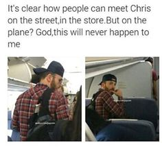 I feel bad for Chris! This would PISS me off!! My privacy means way to much to me. I can't even imagine! A.N