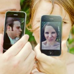 Share this wedding photo app with your guests & become a social media maven - sharing your memories has never been easier! (via Snapable)