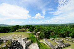 Xunantunich Maya Site-Belize