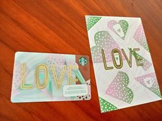 LAST ONE HTF Starbucks Happy Mother/'s Day Gift Card Never Swiped NO $ VALUE