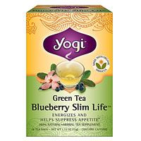 Yogi Herbal Tea Green Slim Life® Blueberry