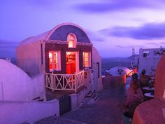 Oia/Santorini: