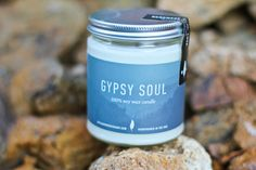Gypsy Soul All Natural Soy Candle $15