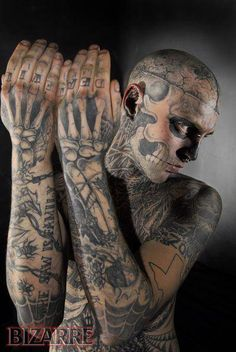 genest's arms and hands