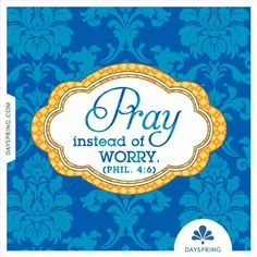 PHILIPPIANS 4:6-7  Be careful for nothing;  but in every thing by prayer and supplication with thanksgiving,  let your request be made known unto God.  7.  And the peace of God, which passeth all understanding,  shall keep your hearts and minds through Christ Jesus!  KJV