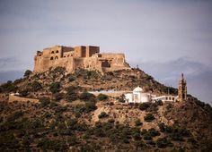 rai.com Le fort Santa Cruz, point culminant d'Oran, en Algérie © iStock - mtcurado Le fort Santa Cruz, point culminant d'Oran, en Algérie.