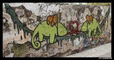 Commune de St Pierre: gouzou et les endormis amoureux