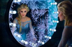 Elsa (Cosplay by Unknown) #Frozen
