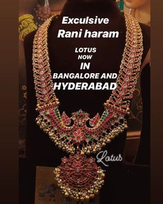 Exclusive and stunning masterpiece Rani kundan Haram pure Handcrafted for enquires pls wtsapp 8904417877 you can also visit store Lotus silver jewellery 7 th cross malleshwaram bangalore and panjagutta model houseb at Hyderabad. Gold Jewelry Simple, Rose Gold Jewelry, Royal Jewelry, Gems Jewelry, Jewellery Shop Design, Jewelry Shop, Lotus Jewelry, Antique Jewelry, Antique Gold
