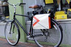 HOLLY AIKEN bike bag
