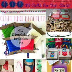 DIY Gifts for Girls Under $5