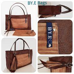Small shopper or tote bag