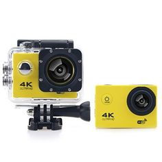 F60B 4K WiFi 170 Degree Wide Angle Action Camera.#camera #outdoor