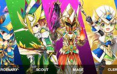 Dragomon Hunter Online Beginner Guide Free Sonic, Hunter Online, Cleric, Princess Zelda, Anime, Fictional Characters, Games, Art, Art Background