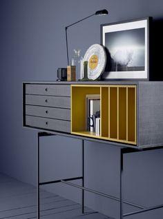 Aura cabinet by Treku