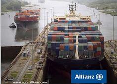 ALLIANZ : AGCS lança relatório sobre aumento de riscos com expansão do Canal do Panamá | Segs.com.br-Portal Nacional|Clipp Noticias para Seguros|Saude