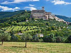 Assisi - Veduta | Foto Adriano Cioci (Comune di Assisi - Uffici UNESCO)
