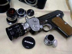 Camera That Takes Killer Snapshots - TechEBlog