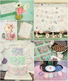 Fairy 1st Birthday Party with REALLY CUTE IDEAS via Kara's Party Ideas | Kara'sPartyIdeas.com #Fairies #Party #Ideas #Girl #Decorations