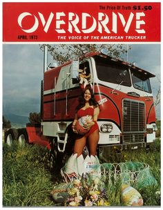 OVERDRIVE APRIL 1973