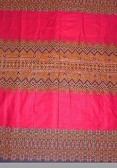 Kain Batik Katun Prima [1442-Merah]