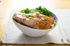 Sake Salmon Recipe on Yummly. @yummly #recipe