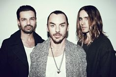 Thirty Seconds To Mars - Magazine Ladygunn, Issue Thirty Seconds, 30 Seconds, Jared Leto, A Beautiful Lie, M Image, Life On Mars, Shannon Leto, Just Jared, Love And Lust