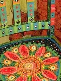 sweet gypsy: Gypsy inspired painted furniture