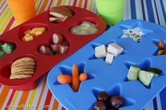 Muffin Tin Meals for kids!