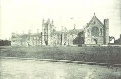 The University, Sydney 1895