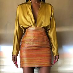 Discover recipes, home ideas, style inspiration and other ideas to try. Chic Summer Outfits, Casual Outfits, Cute Outfits, Girl Fashion, Fashion Outfits, Womens Fashion, Effortlessly Chic Outfits, Dresscode, African Fashion