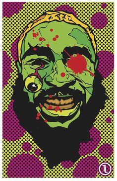 15 Best Music Images Flatbush Zombies Zombie Art Zombie Wallpaper