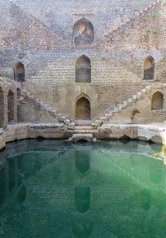 Impressionnant : découvrez les bâoli, ces super-structures historiques en Inde menacées de disparition…
